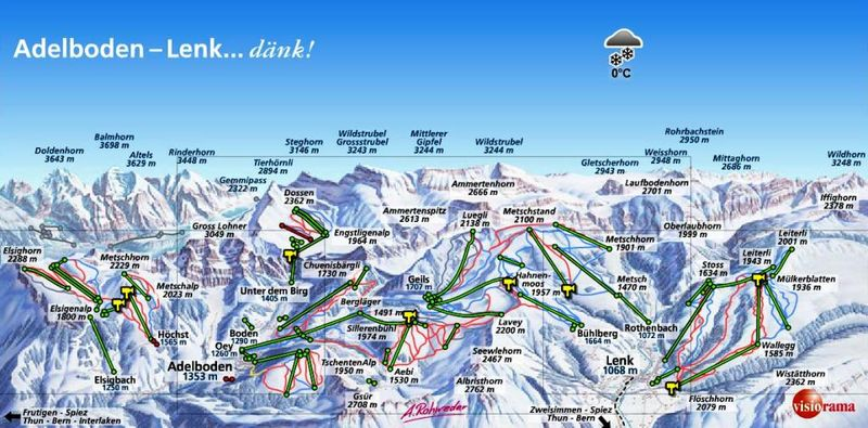 Gstaadlife Gstaadlife Recommends A Lenk Adelboden Ski Day