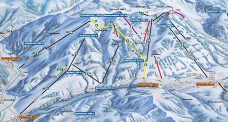 Gstaadlife Which Gstaad ski region cable cars are staying